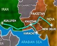 iran india pipeline