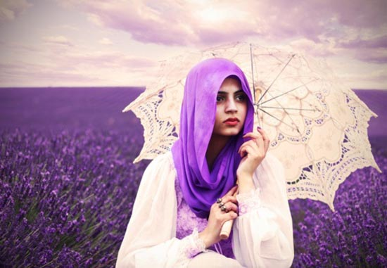 International Purple Hijab day
