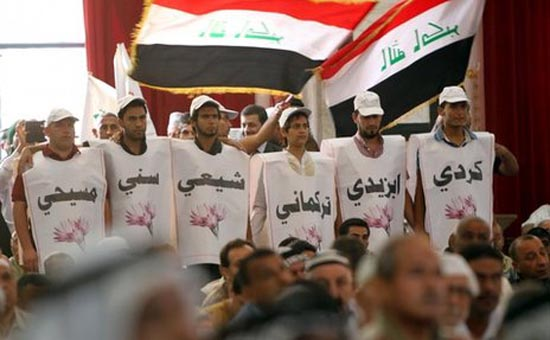 iraq sunni shiite kurds Iraqi sunni tribal leaders to 'honor' kurdish independence as neighbors sunni arabs have been disenfranchised in iraq under the shiite dominated government.