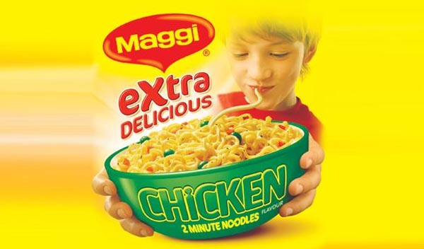 advertising expenses by maggi noodles On june 5 this year, nestle india's popular maggi noodles went off the  be  advertising aggressively, increased its spending on tv commericals.