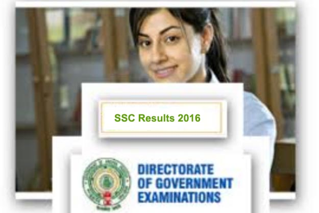 Andhra Pradesh SSC Class 10 Results 2016 will be declared today