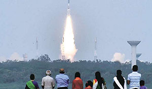 PSLV Satellite launch