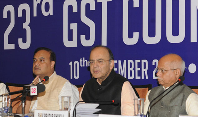Revised GST