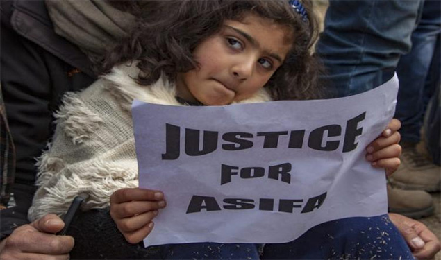 UN on Justice for Asifa