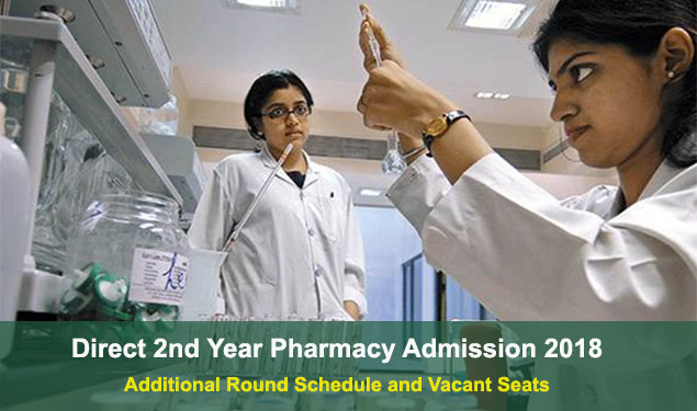 DTE B Pharmacy Additional Round 2018