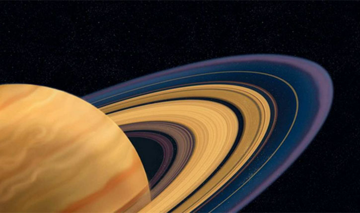 Saturn Rings Are Disappearing And Disappearing Quickly