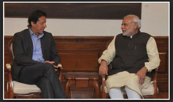 Imran Khan Modi India Pak Peace
