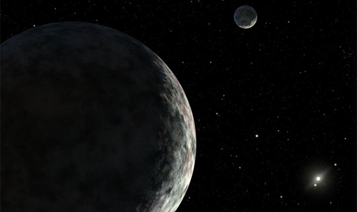 Most distant object in Solar system