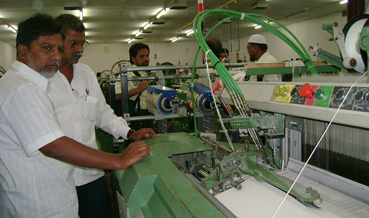 Textile Industry Slowdown