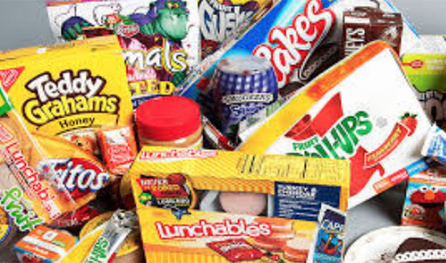 Ultra Processed Foods