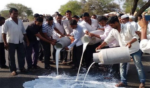 देशभर में किसान आंदोलन
