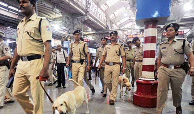 Railway Police Force Job