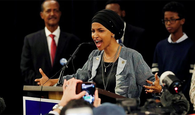 Ilhan Omar Victory Speech