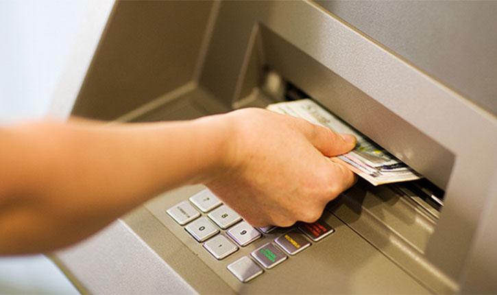 ATM Shut Down