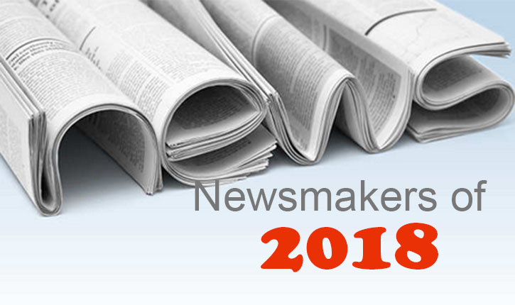 Newsmakers of 2018