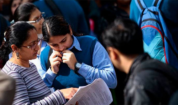 CBSE 12th Revised Schedule