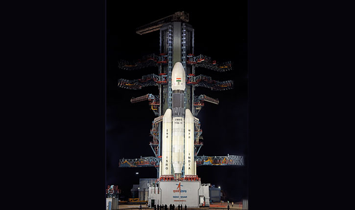 Chandrayan 2 Launch Called Off