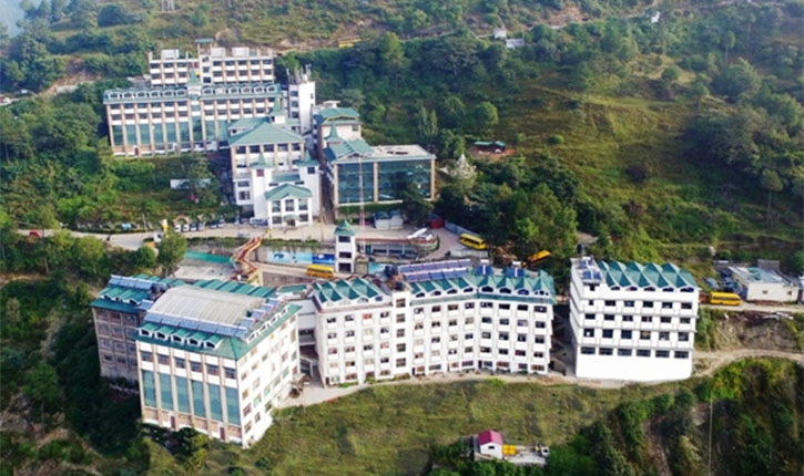 Son of Bangladeshi politician studying in Shimla commits