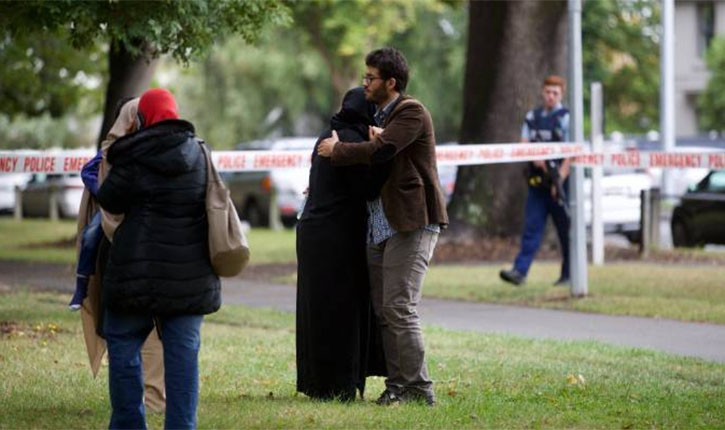 New Zealand Attack: Pope Francis Joins World Leaders To Condemn New Zealand