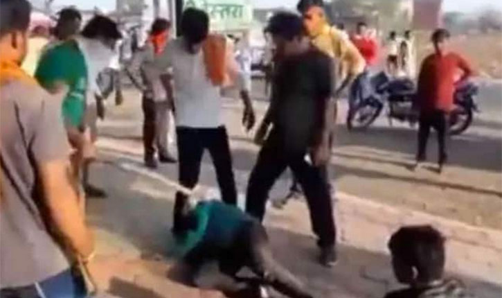 Muslims beaten in Madhya Pradesh