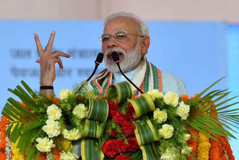 Modi, opposition spar over cow, killing in the name of cow