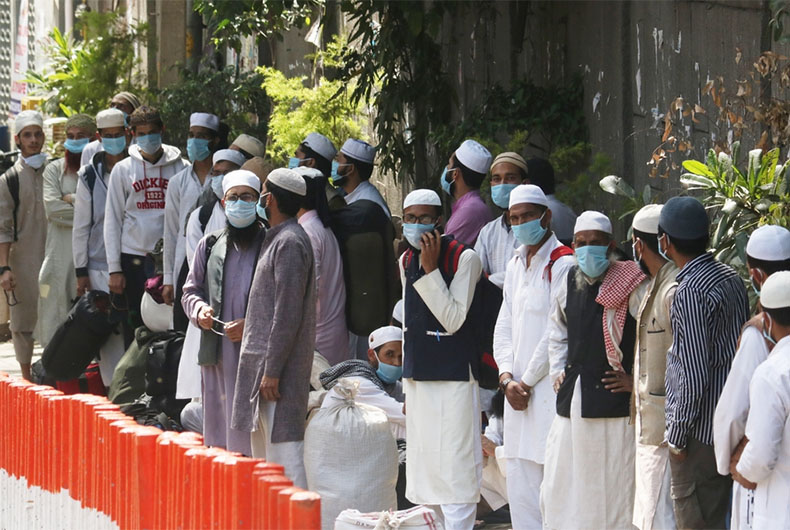 Tanlighi Jamaat Misbehaved in Hospitals