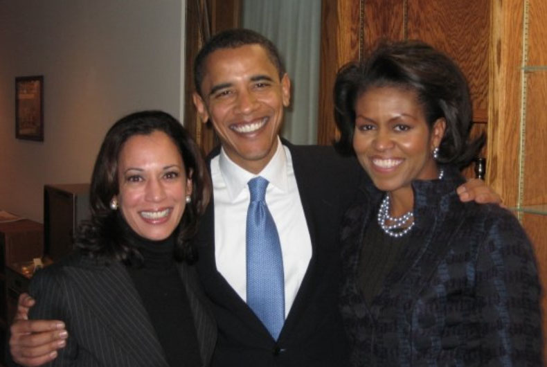 Kamala Harris S Indian And African Jamaican Heritages Create American Dream Ummid Com