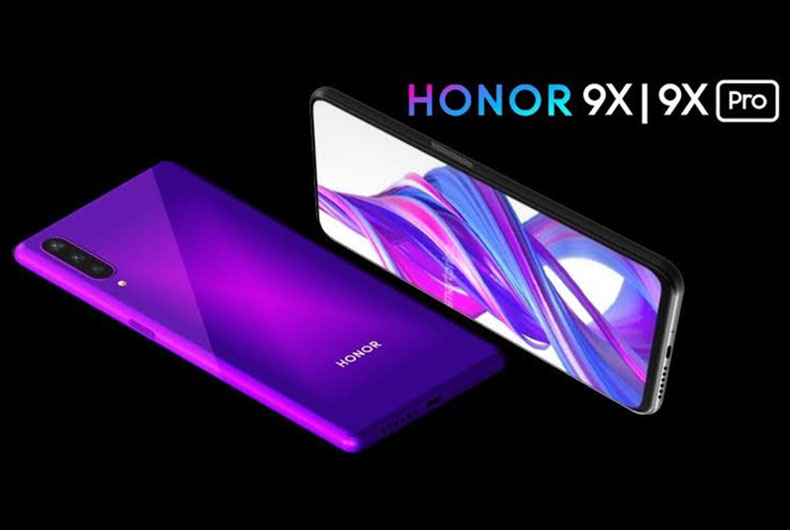 Honor Phone with Pop-up Camera