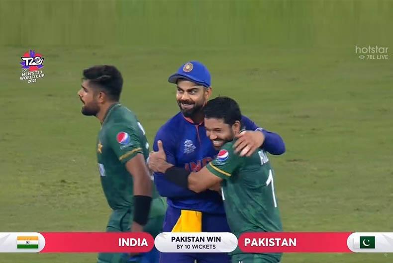 T20 WC 2021: Rizwan, Azam help Pakistan crush India by 10 wickets